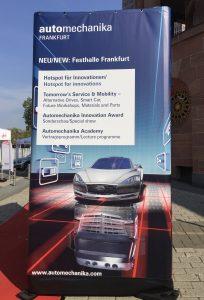 Zu Besuch beim Connected Mobility Event in Frankfurt