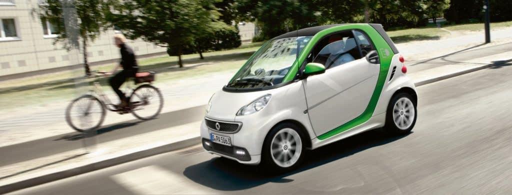 smart electric drive bald mit ready to drop (Bild: smart)