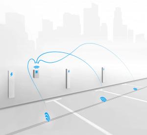 Bild: ParkHere - Ladestationen mit Sensoren