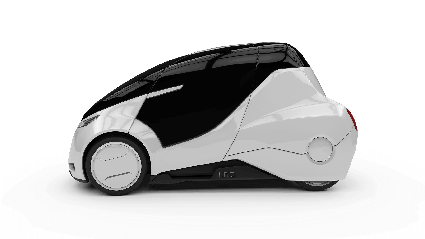 Schwedens Auto-Revolution: Das Elektroauto von Uniti