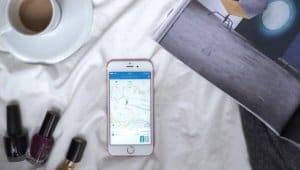 Schneller durch die Stadt mit der Nahverkehrs-App ally