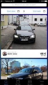 Car-Sharing Croove by Daimler