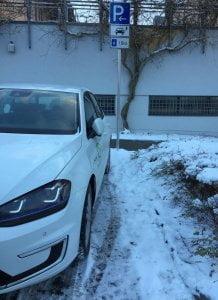 Elektroautos für Menschen mit körperlicher Behinderung