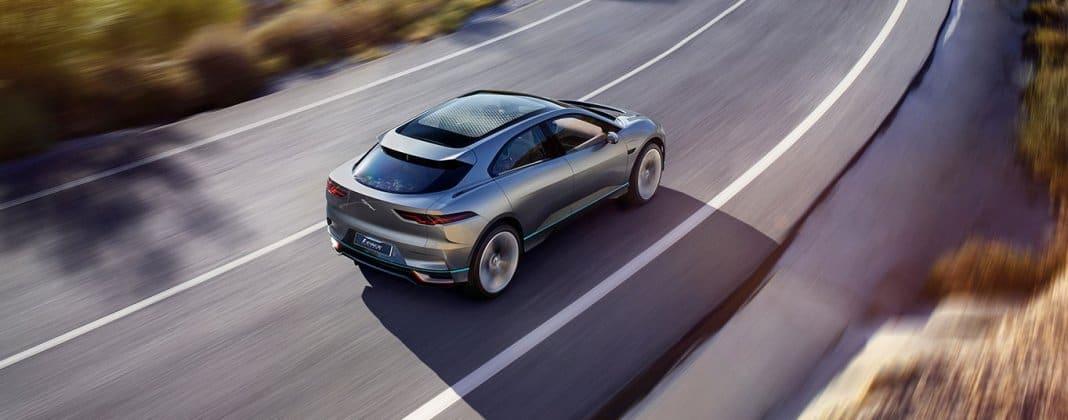Quelle: Jaguar I Pace Website