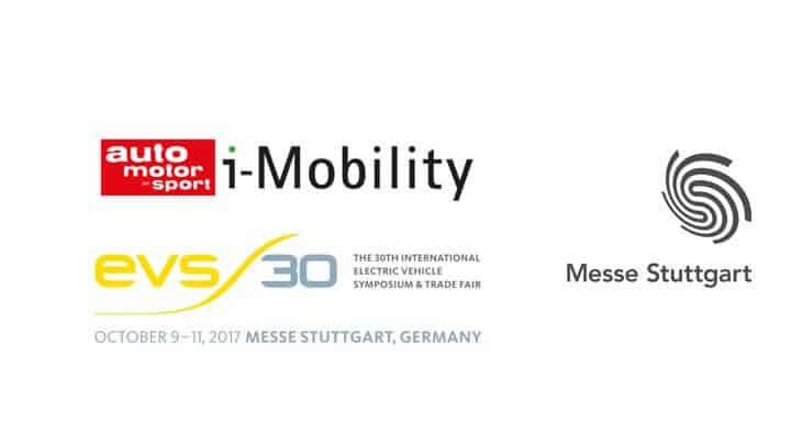 ams-i-mobility und EVS30 Logos