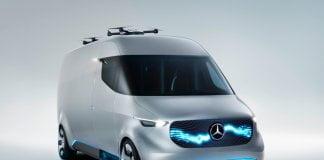 Quelle Mercedes Benz Vision Van – Vorstellung IAA 2016