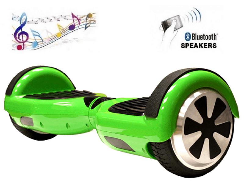 Oxboard ist ein Skateboard mit Elektroantrieb