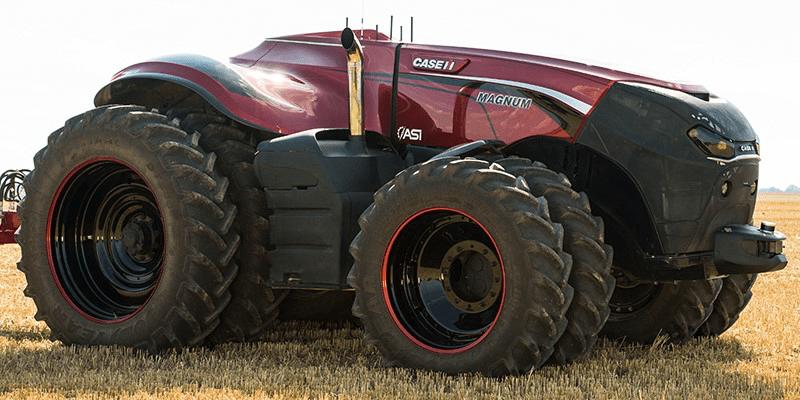 Autonomes Fahren in der Landwirtschaft