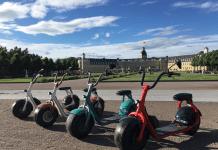 Stadtführung mal anders: Wir SCROOSEN durch Karlsruhe
