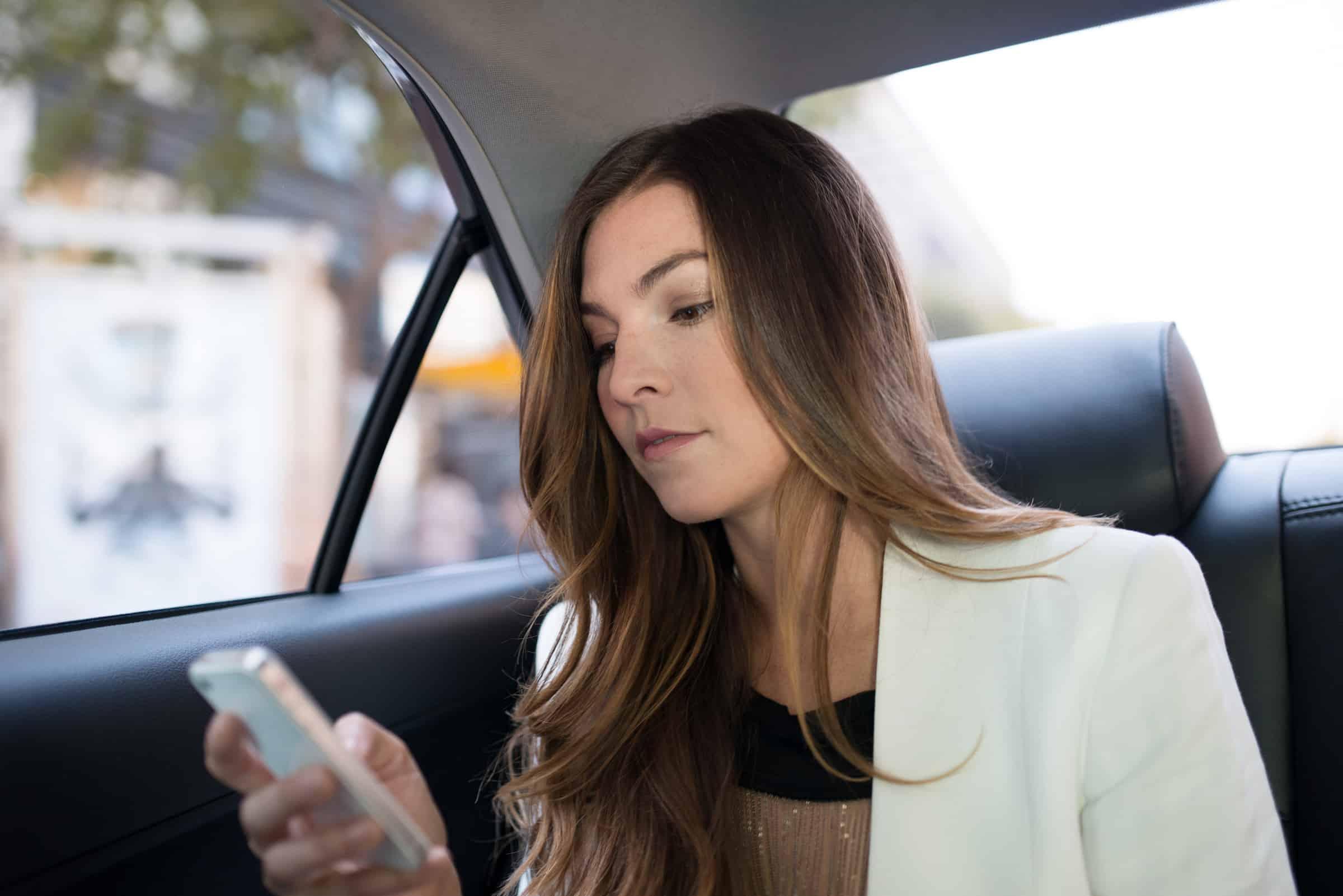 Uber ist die Mobilitätsplattform mit einem Chauffeur für Jedermann