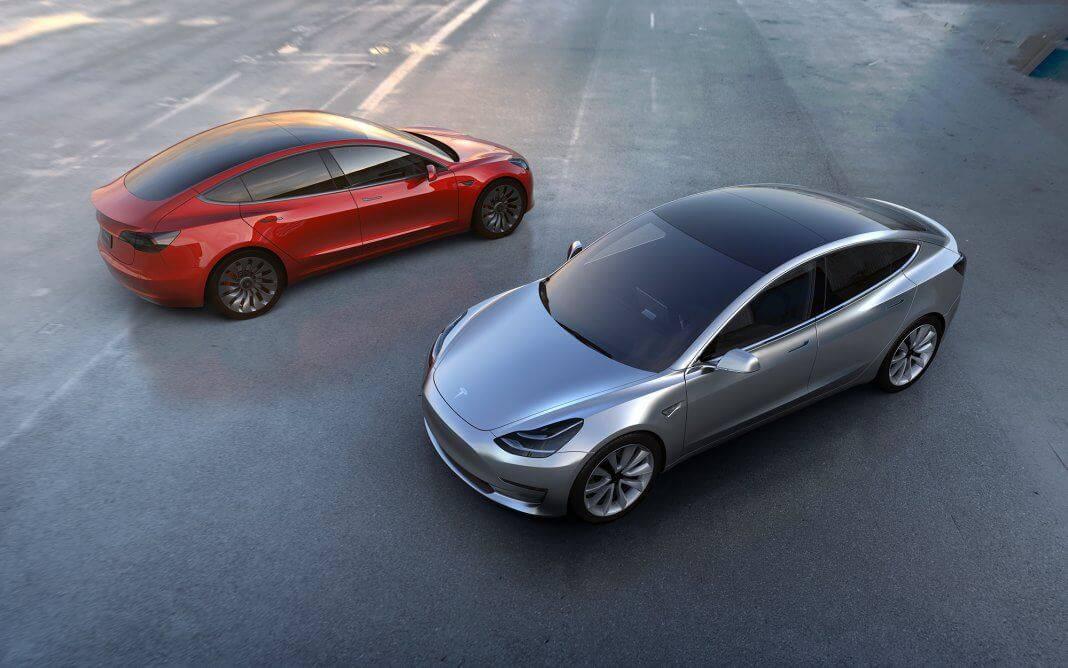 Tesla Model 3: Individuell sieht anders aus