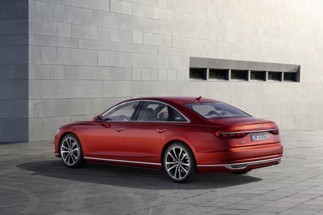 Quelle Audi A 8: