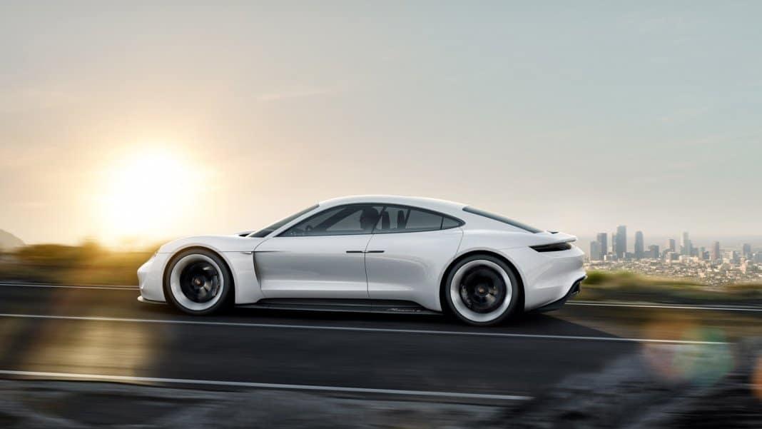 Quelle Porsche Mission E