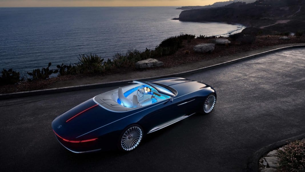 Quelle Mercedes-Maybach 6 Cabriolet
