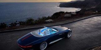 Quelle Mercedes-Maybach 6 Cabriolet