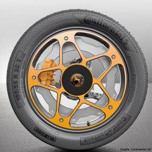 """Das """"New Wheel Concept"""" von Continental"""