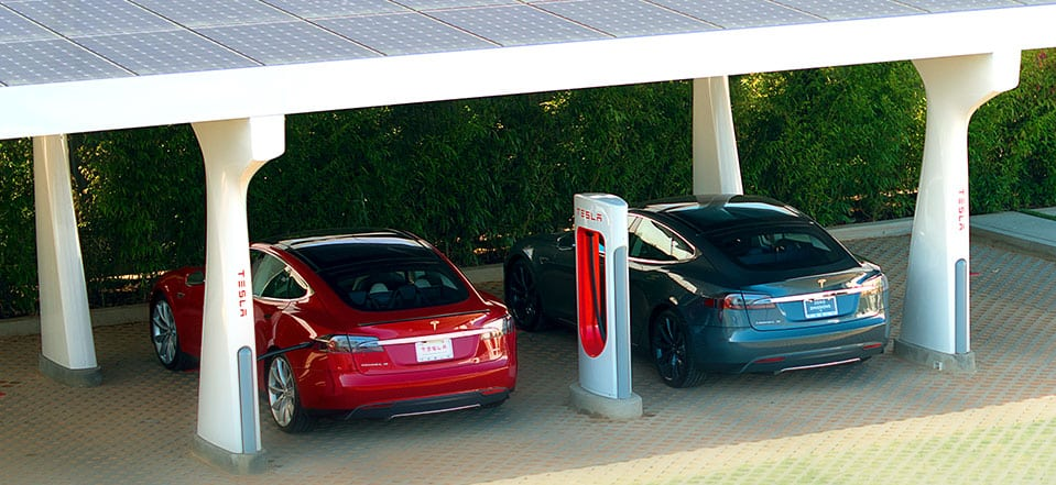 Quelle Tesla Ladestation