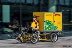 Das City-Hub-Konzept von DHL wird erweitert