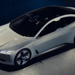 BMW i Vision Dynamics – ein Gran Coupe im 3er Format aus München