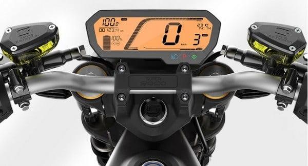 Super SOCO - das E-Moped aus Österreich