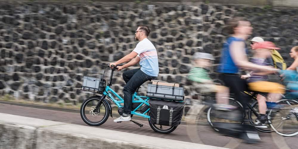 Tern GSD - Ein E-Bike für den ganzen Alltag - E-Mobilität - Blog