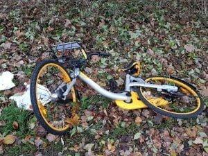 oBikes Bike-Sharing - mein Erfahrungsbericht aus München