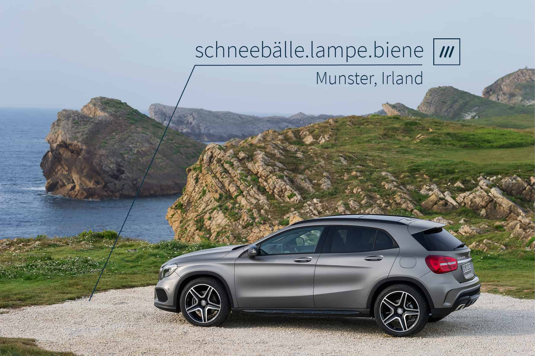 Das global erfolgreiche Mobility Startup what3words