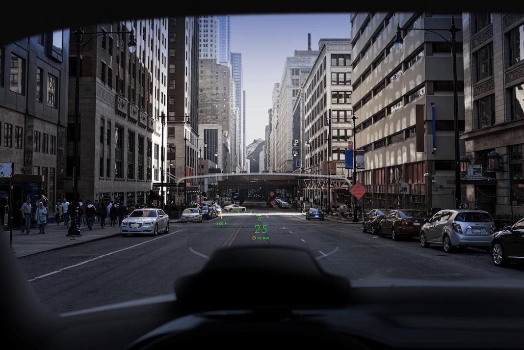 Startup WayRay – AR Navigation aus der Schweiz