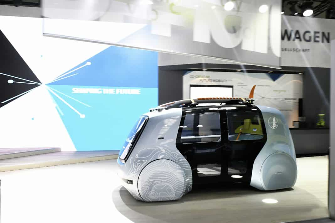 Sedric Active (Quelle: Volkswagen Group)