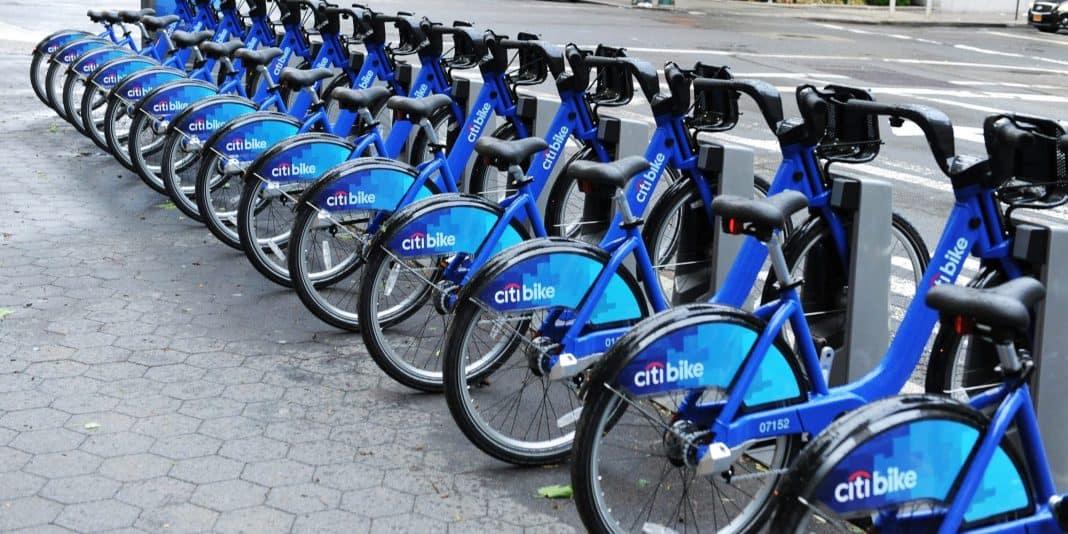 eBikes citibike-line-citi-bike