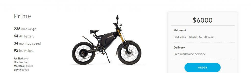Delfast E-Bikes: 367 km Reichweiten-Weltrekord