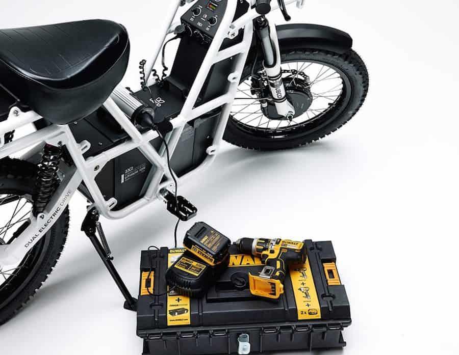 UBCO: Elektro-Bike mit Allradantrieb