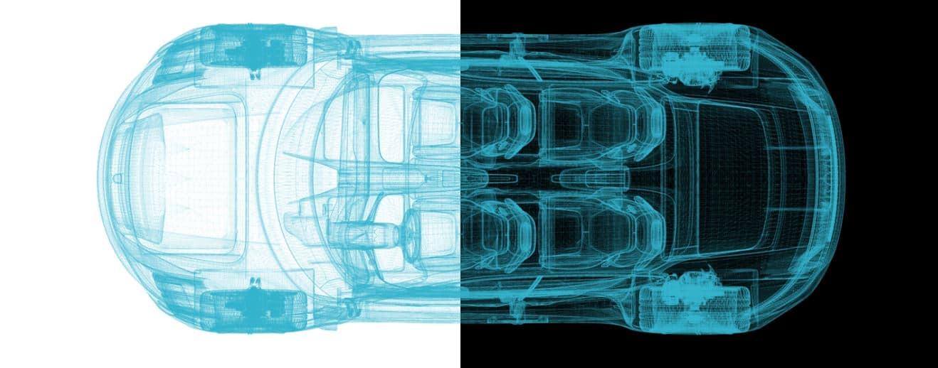 Porsche Microsite Mission E