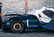Porsche Taycan Prototyp