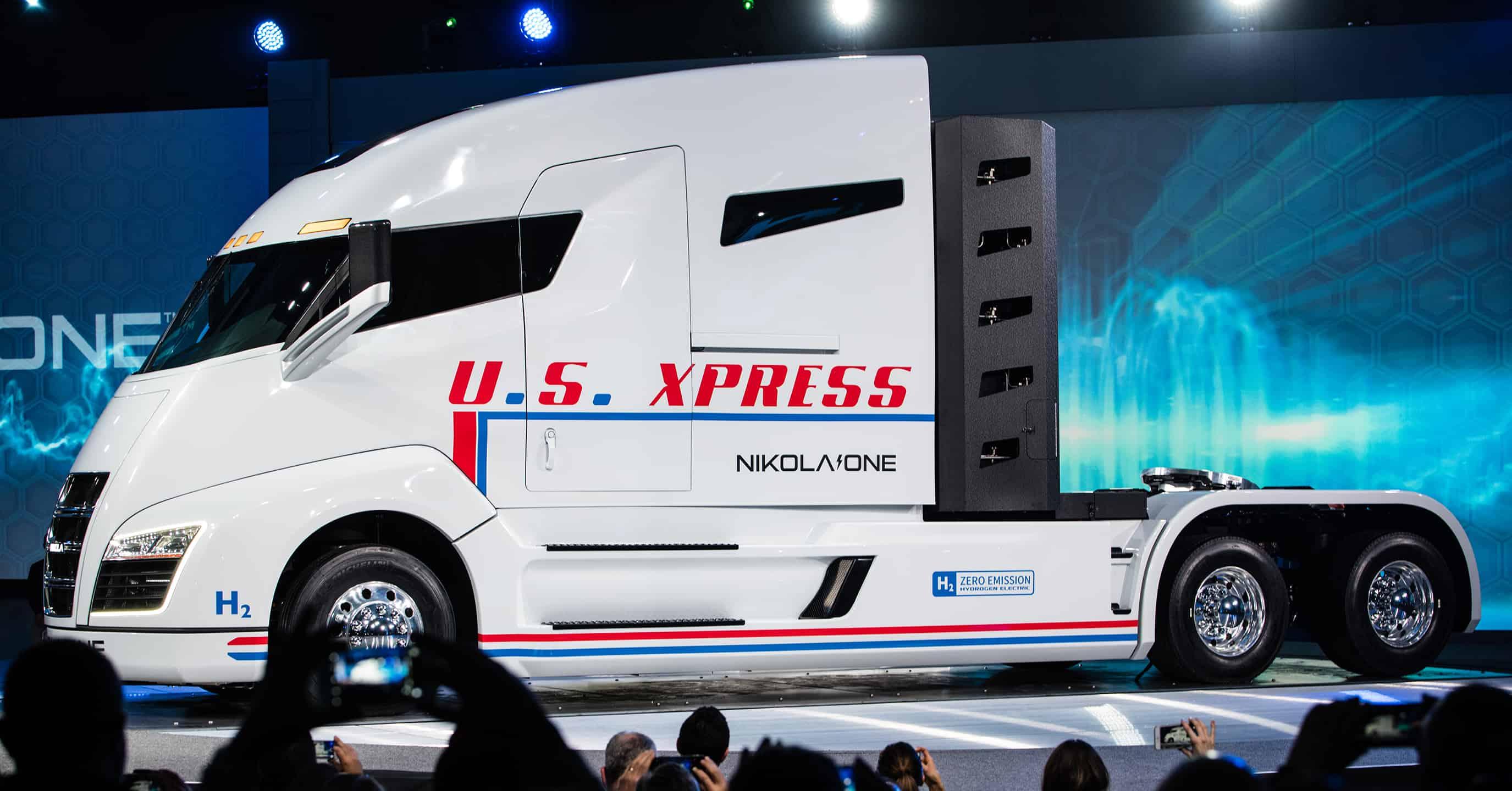 Nikola Motors: Elektrofahrzeuge & Wasserstoff-Lkw-Startup erhält 100 ...
