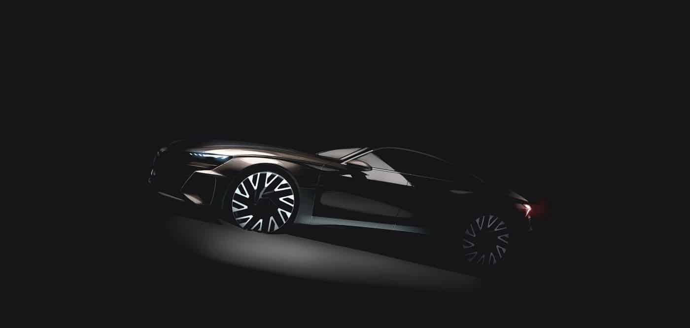 Audi 2020 E Tron Gt Wird Auf Dem Porsche Taycan Basieren