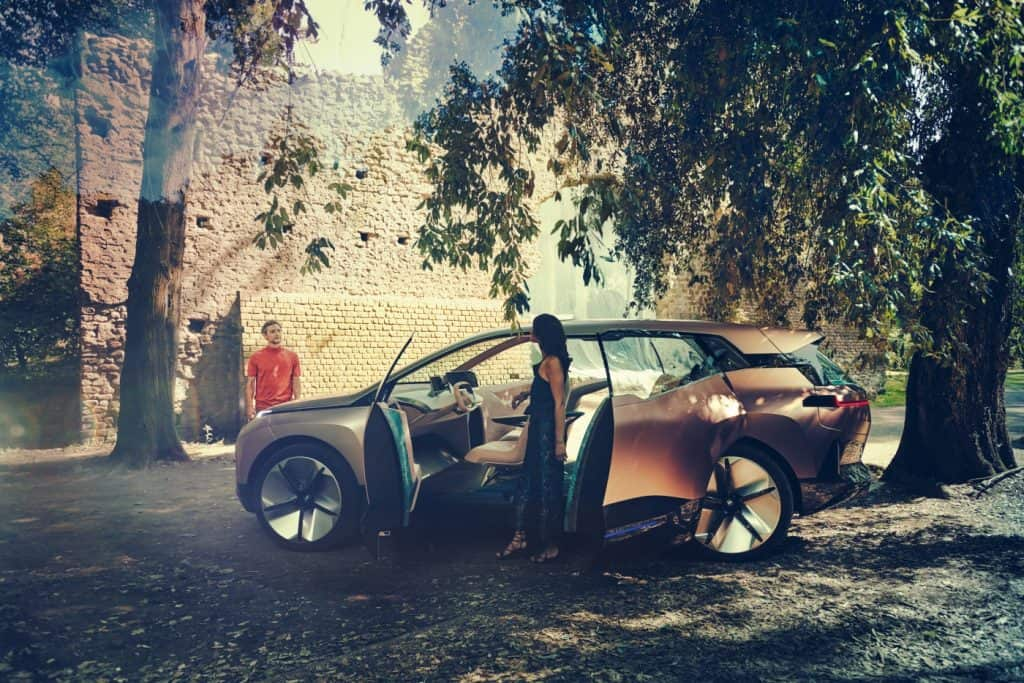 BMW Vision iNEXT: Der Zukunftsbaukasten des gesamten Unternehmen