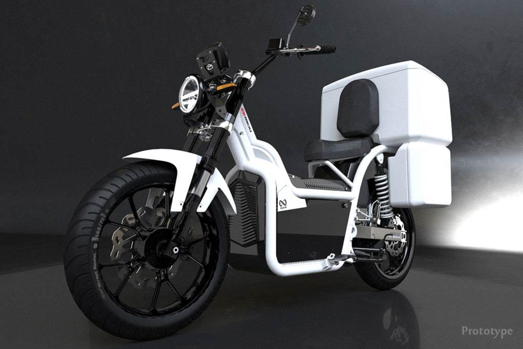 nuuk elektro motorr der 180 km reichweite und 100 km h. Black Bedroom Furniture Sets. Home Design Ideas