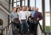 Das Team von UrmO aus München