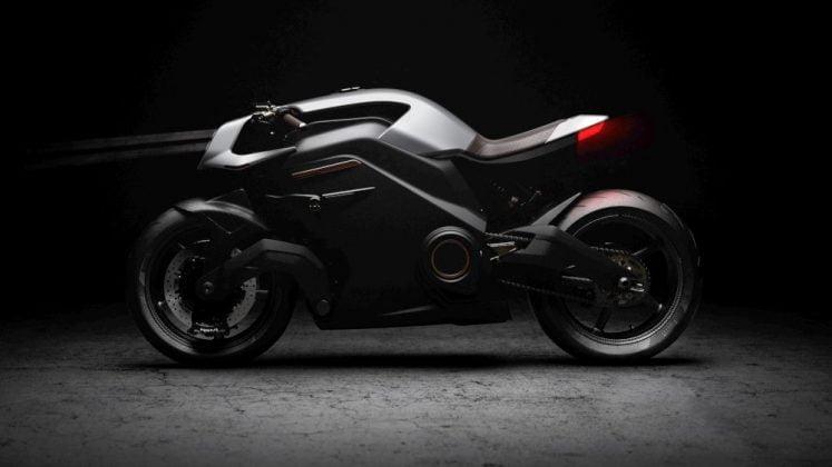 Arc Vector: Elektro Motorrad für 117.000 Dollar