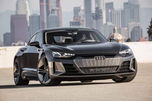 e-tron GT: Eine aufregende elektrische Schönheit
