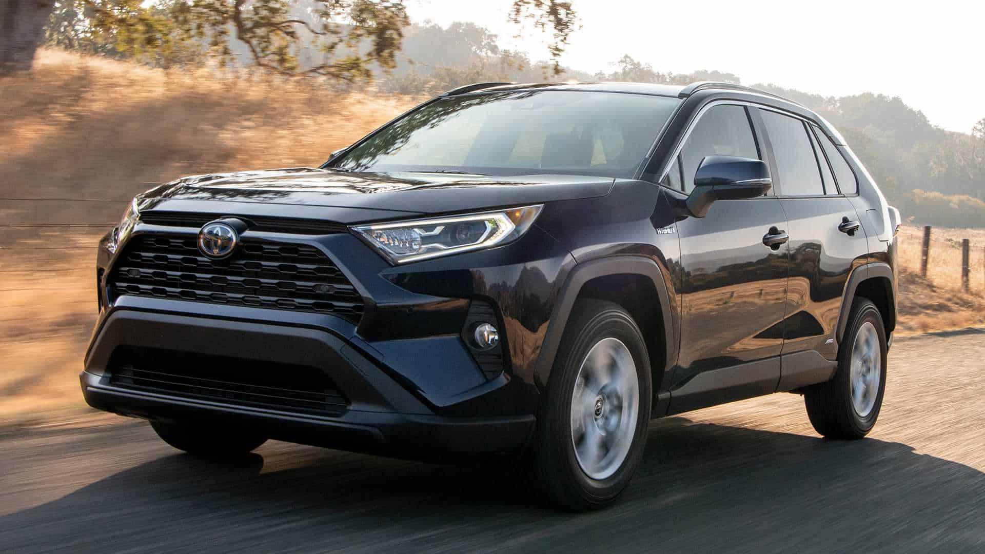 Funfte Generation Des Toyota Rav4 Am Start Emobilitat Der Blog