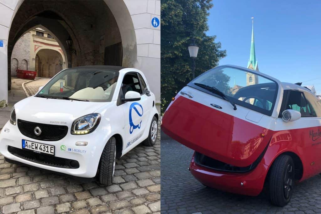 Drei Elektroautos für den Einstieg in die Elektromobilität im Test