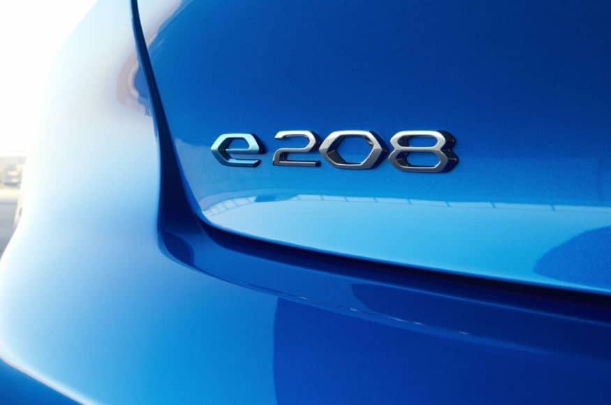 Peugeot e208: kleiner Stromer mit großem Design
