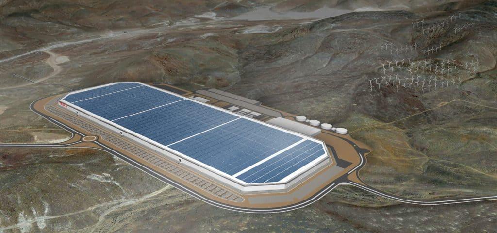 Die Tesla Gigafactory als Basis für die eigene Elektroauto Batterie Herstellung