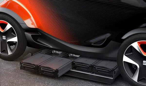 Seat wird elektrisch mit dem Minimó und dem el-Born