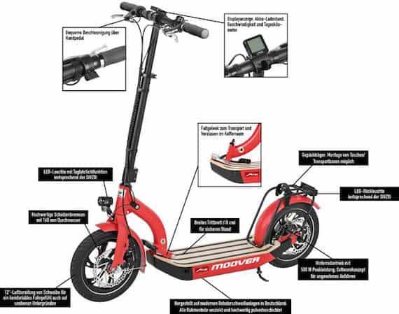 E-Scooter ab jetzt in Deutschland: Metz-Scooter erhält die Zulassung