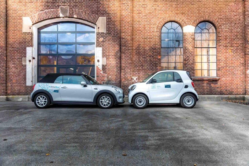 SHARE NOW: DriveNow und car2go bündeln Carsharing-Dienste