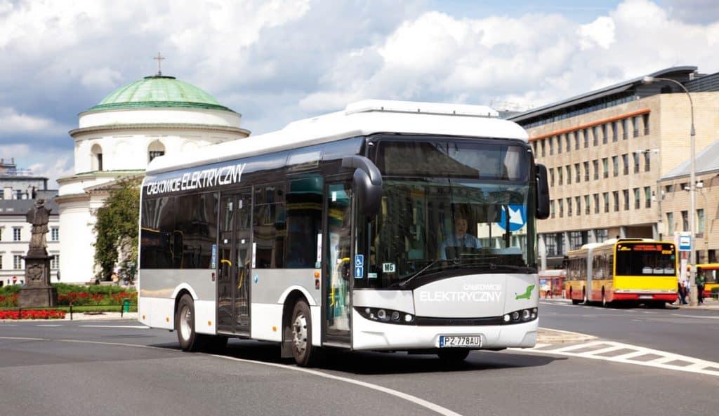 Solaris urbino electric: Elektrobusse für den ÖPNV auf der letzten Meile