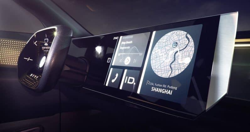 ID. ROOMZZ - elektrischer SUV von Volkswagen für China
